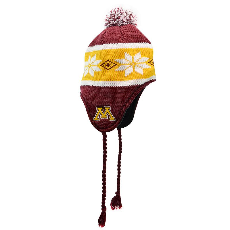 Adult Top of the World Minnesota Golden Gophers Squall Knit Cap