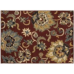 StyleHaven Grant Large Scale Floral Rug by