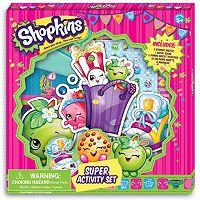 Shopkins Super Activity Set