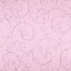 Disney Perfect Princess Scroll Removable Wallpaper by