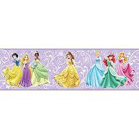 Disney Princess True Princess Wall Border