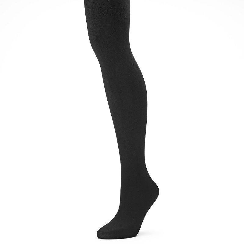 Hanes Women's X-Temp Blackout Tights
