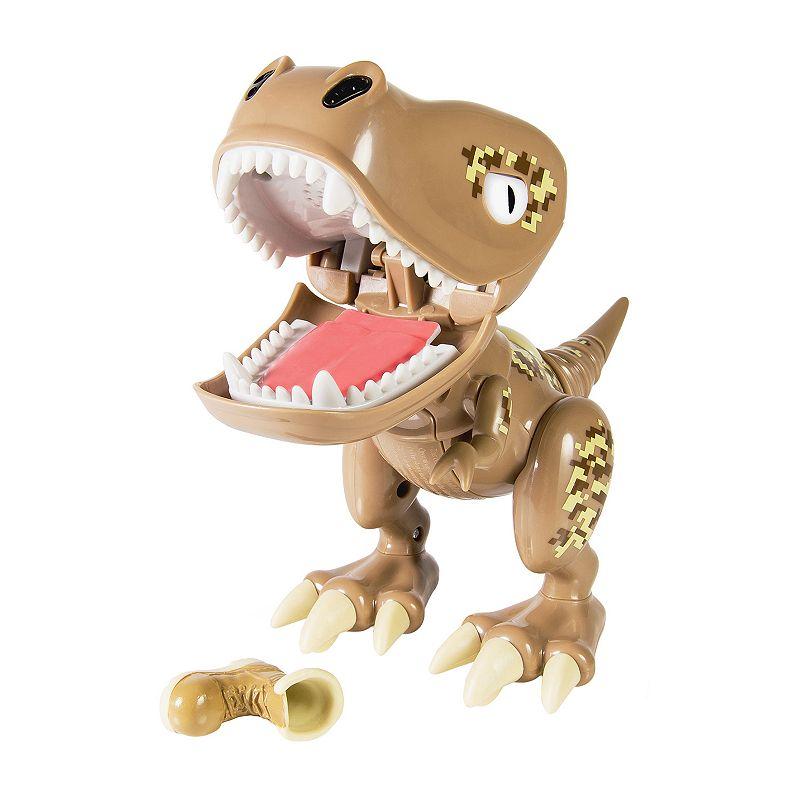 Zoom Pets Zoomer Chomplingz Scorch Interactive Dinosaur