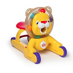 Bright Starts 3-in-1 Step & Ride Lion by