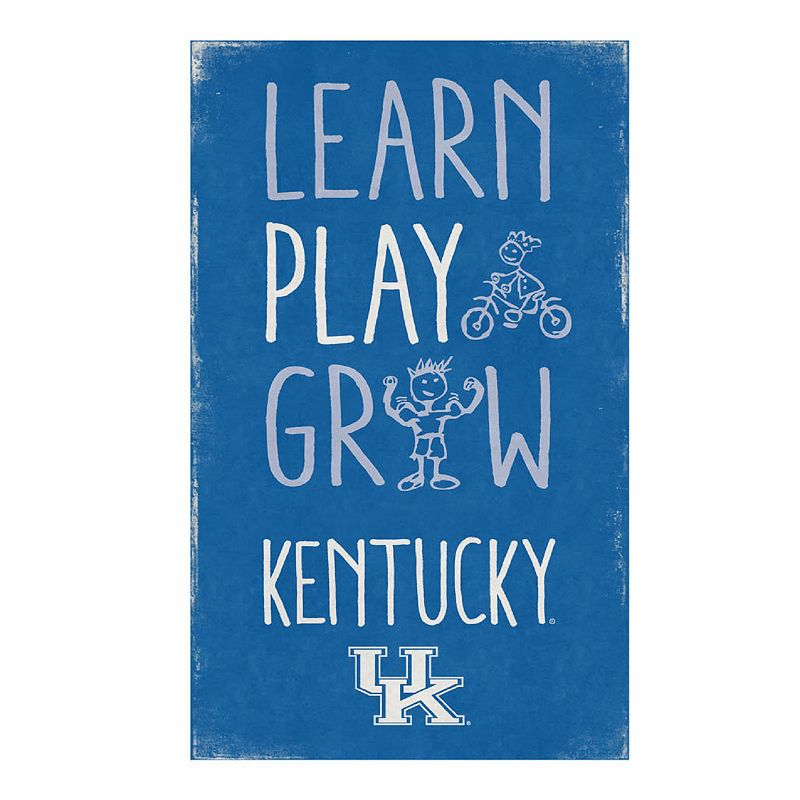 Legacy Athletic Kentucky Wildcats Canvas Wall Art