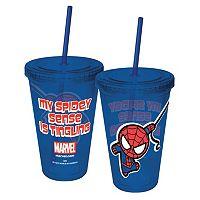 Marvel Spider-Man Blue 16-oz. Tumbler