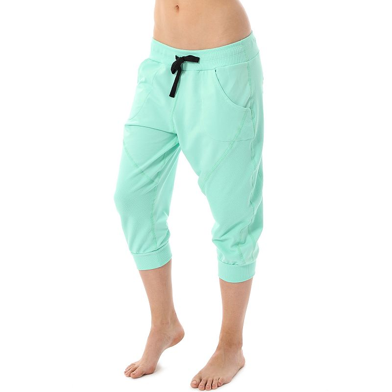 NUX French Terry Yoga Capris - Women's