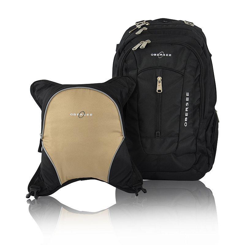 obersee bern diaper bag backpack cooler. Black Bedroom Furniture Sets. Home Design Ideas