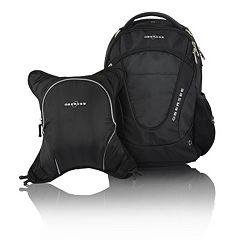 Obersee Olso Diaper Bag Backpack & Cooler Set