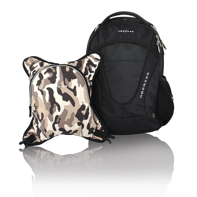 camo luggage bag kohl 39 s. Black Bedroom Furniture Sets. Home Design Ideas
