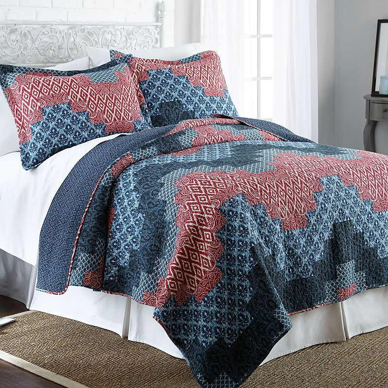 Cassidy Reversible Quilt Set