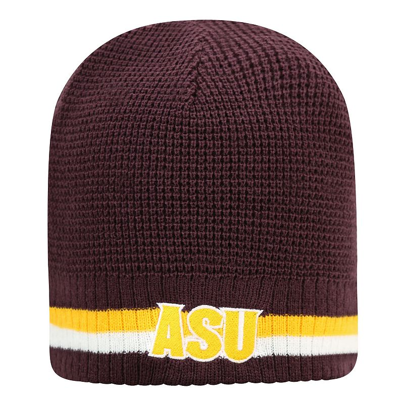 Adult Top of the World Arizona State Sun Devils Reversible Knit Hat