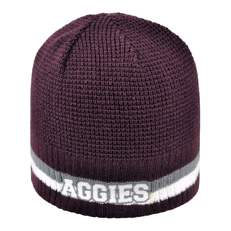 Adult Top of the World Texas A&M Aggies Reversible Knit Hat