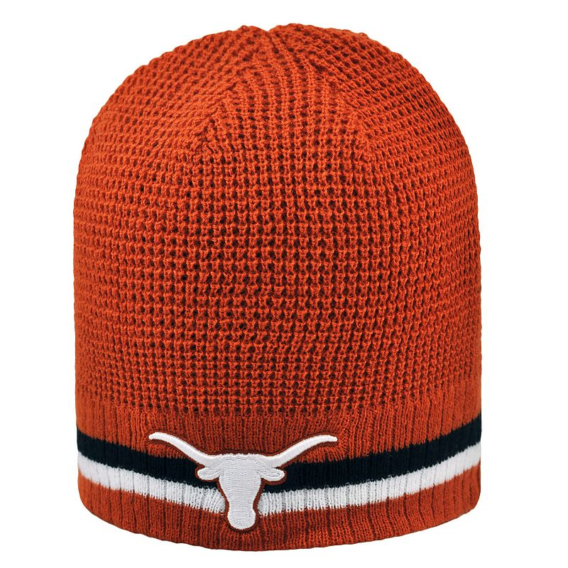 Adult Top of the World Texas Longhorns Reversible Knit Hat