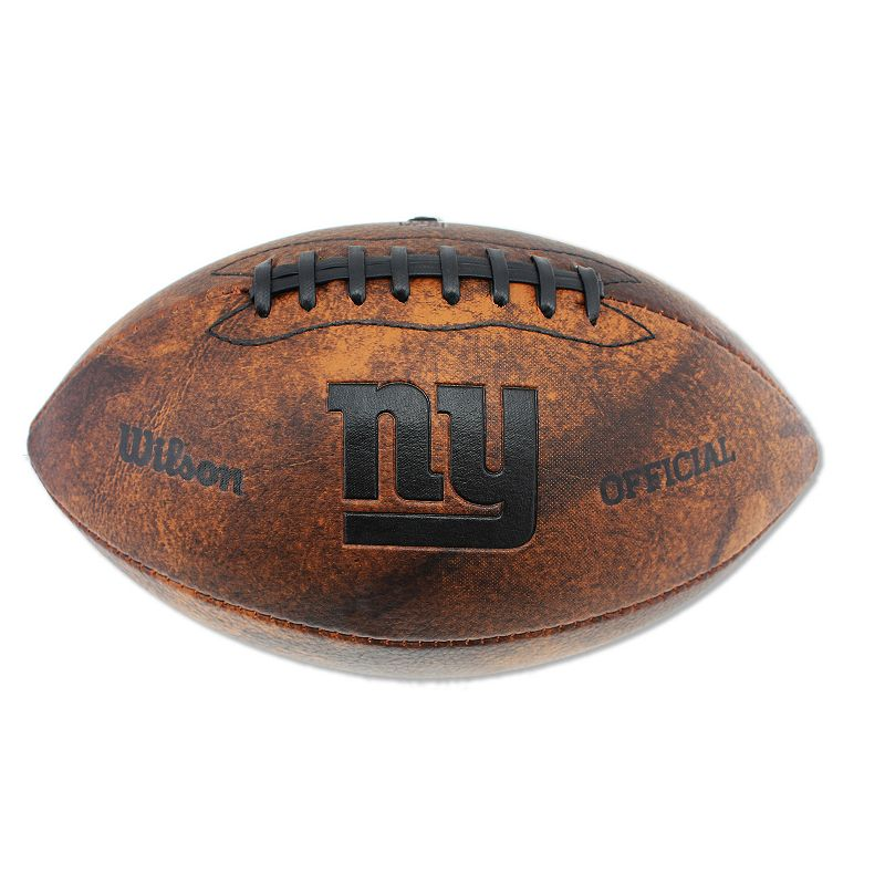 Wilson New York Giants Junior Football