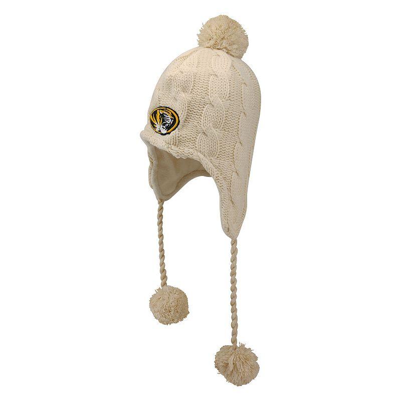 Adult Top of the World Missouri Tigers Tobbagan Hat