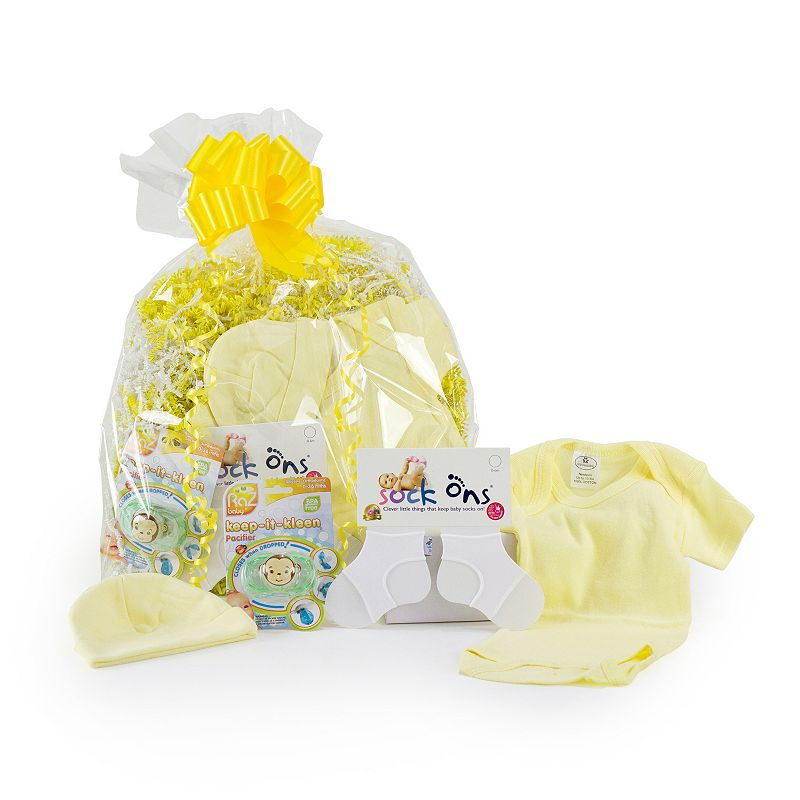 3 Stories Trading Co. Baby Neutral Layette Gift Assortment