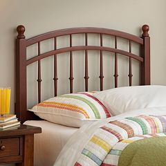 Fashion Bed Group Bailey Merlot Headboard by