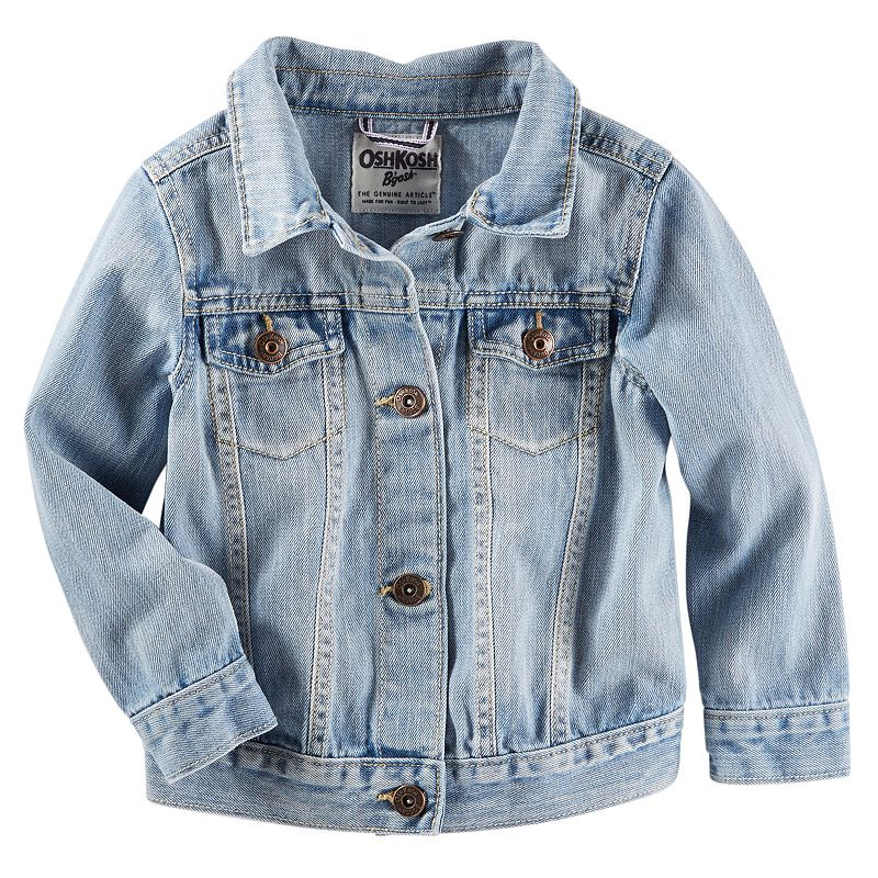 Girls 4-8 OshKosh B'gosh® Denim Jacket