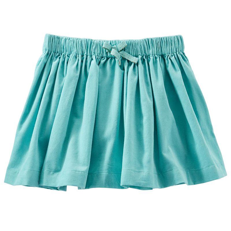 Girls 4-8 OshKosh B'gosh® Neon Corduroy Skirt