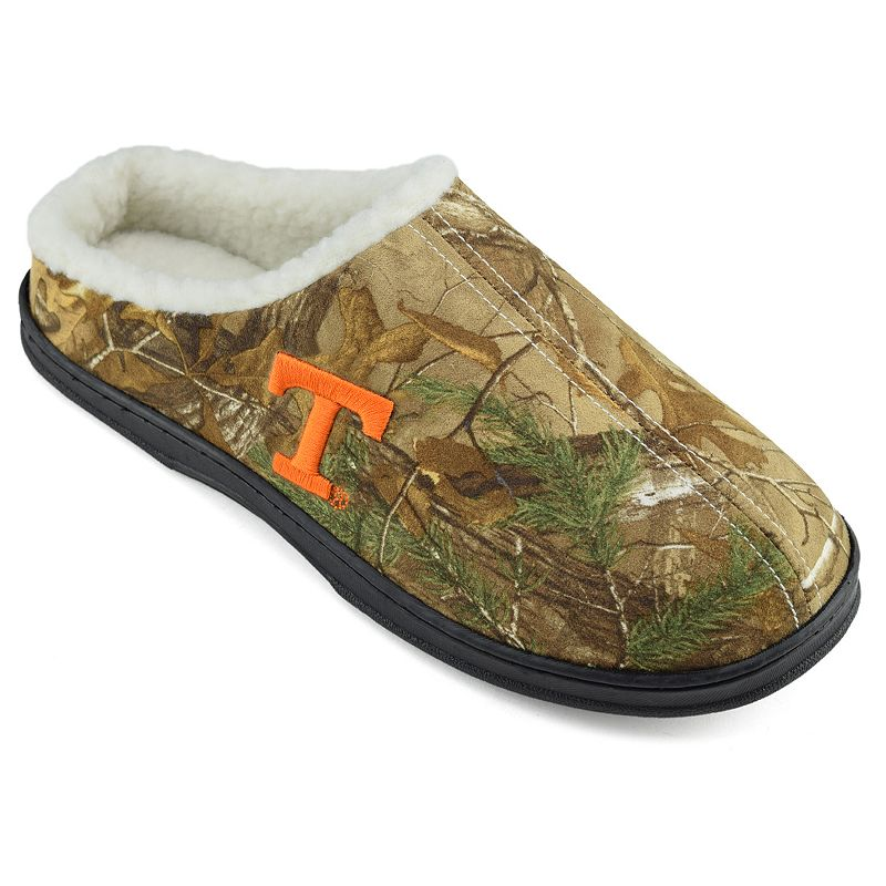 Men's Tennessee Volunteers Camouflage Clog Slippers