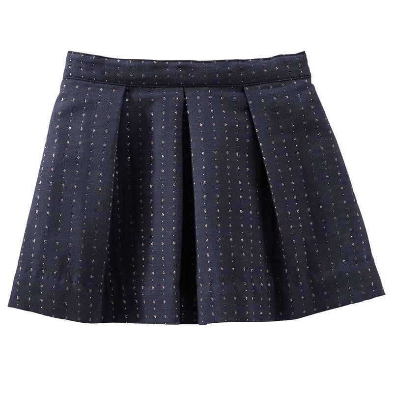 Girls 4-8 OshKosh B'gosh® Sparkle Pleated Skirt