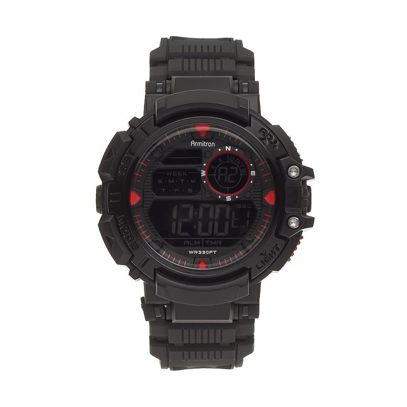 Armitron Men's Sport Digital Chronograph Watch - 40/8346BLK