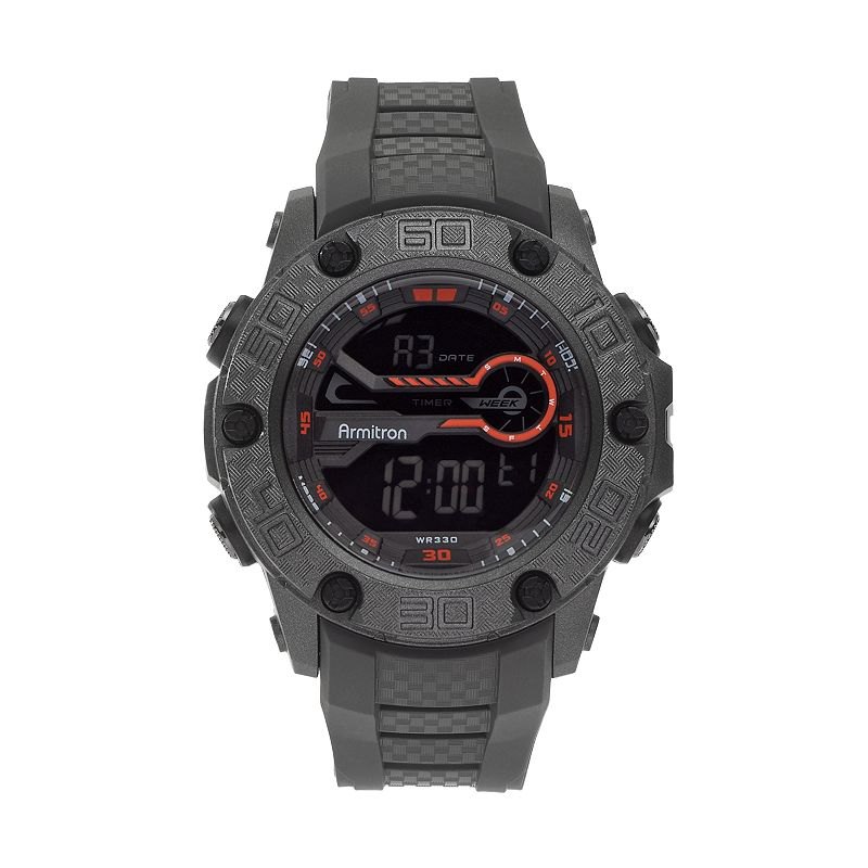 Armitron Men's Sport Digital Chronograph Watch - 40/8349GRY