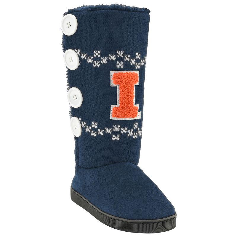 Women's Illinois Fighting Illini Boots
