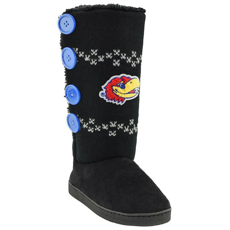 Women's Kansas Jayhawks Boots