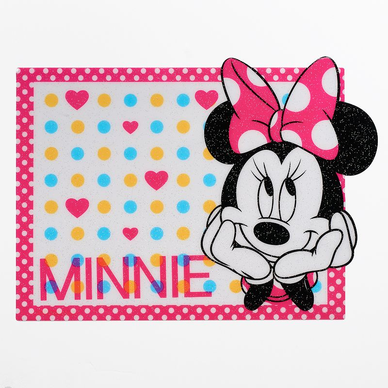 Disney's Minnie Mouse Placemat by Jumping Beans®