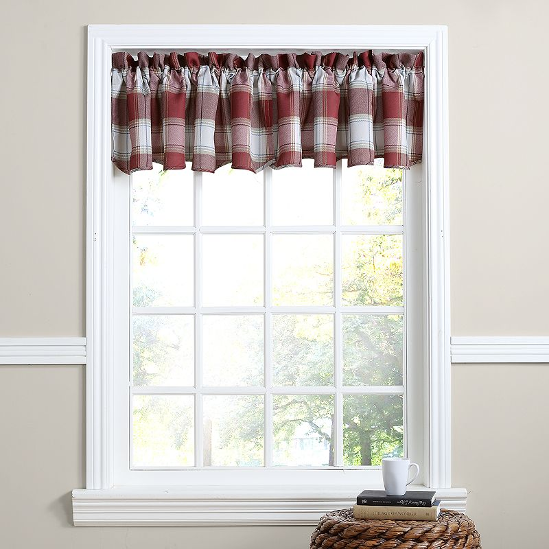 Top of the Window Rockwell Valance - 54'' x 17''