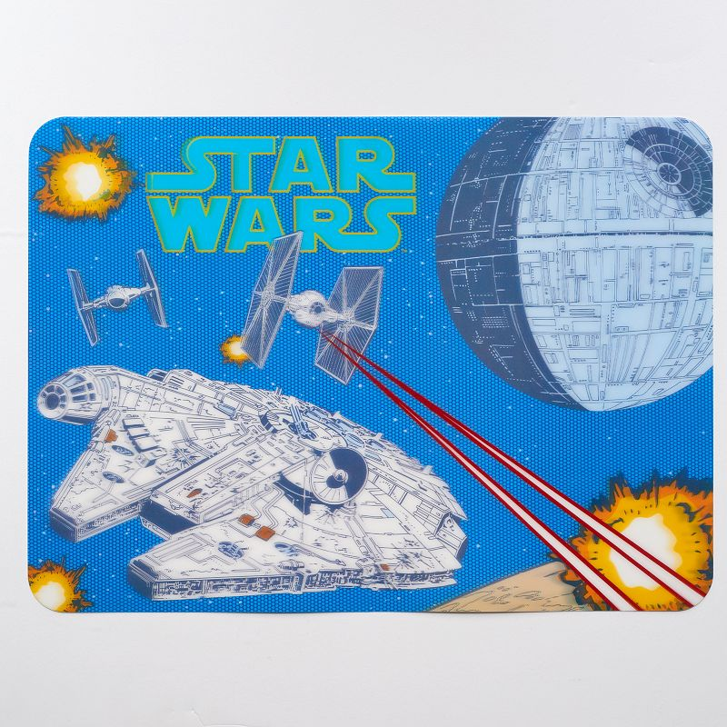 Star Wars Fight Holographic Placemat
