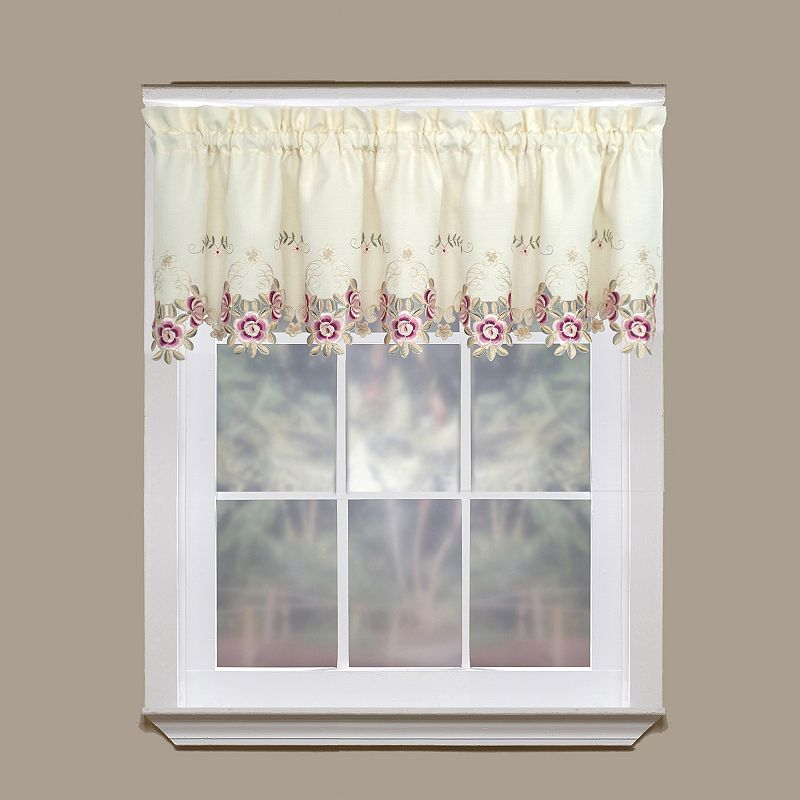 Today's Curtain Verona Straight Valance - 60'' x 14''