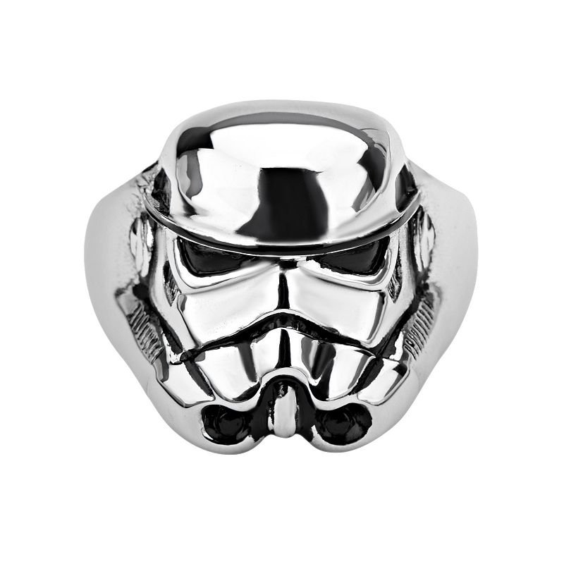 Star Wars Stormtrooper Stainless Steel Ring - Men