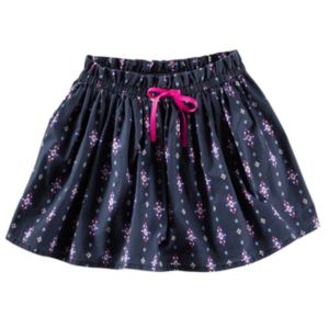 Toddler Girl OshKosh B'gosh® Geo Poplin Skirt