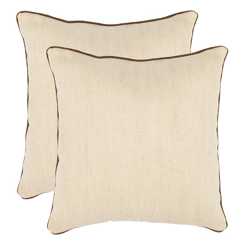 Safavieh 2-piece Gunnar Throw Pillow