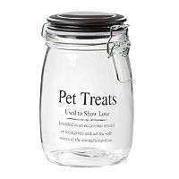Global Amici Webster Pet Treats Hermetic Canister