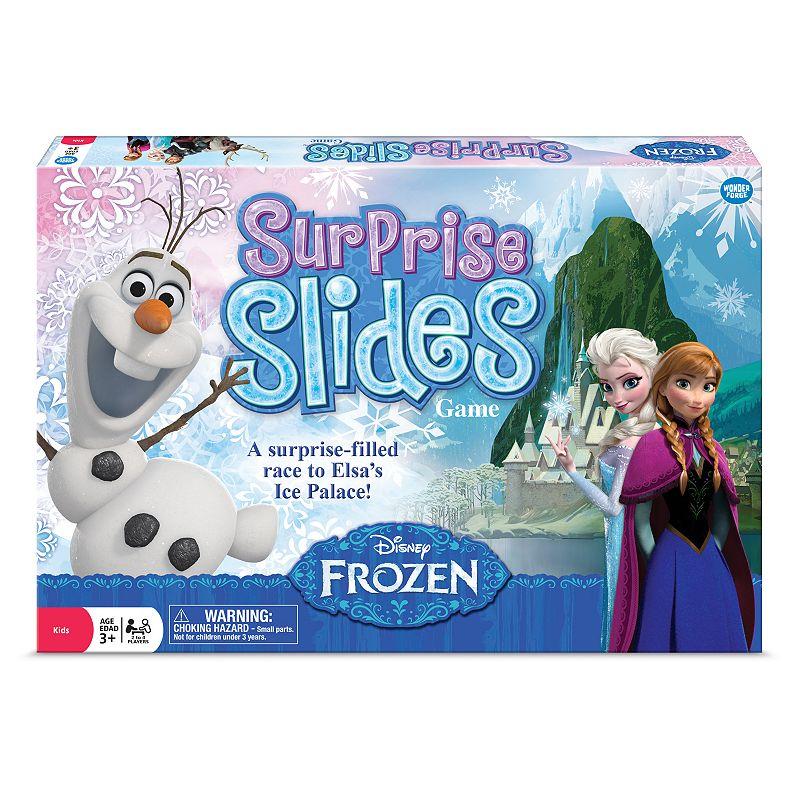 Disney's Frozen Surpise Slides Game