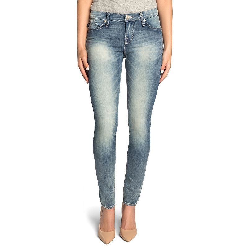 Women's Rock & Republic® Berlin Faded Skinny Jeans