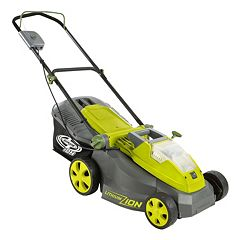 Sun Joe iON 40-volt Cordless 16-inch Brushless Motor Lawn Mower by