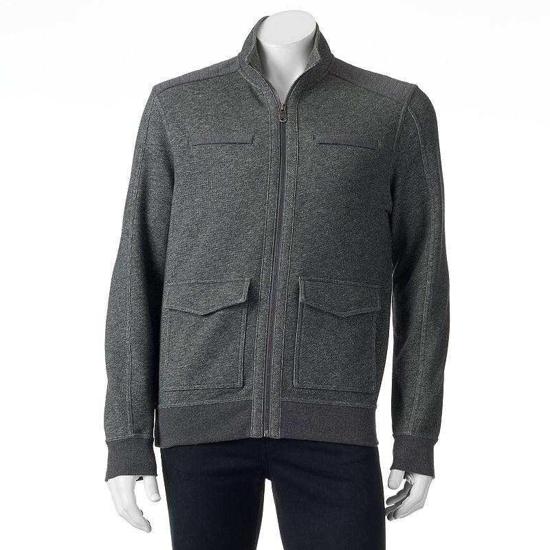 Big & Tall Marc Anthony Sweatshirt Jacket
