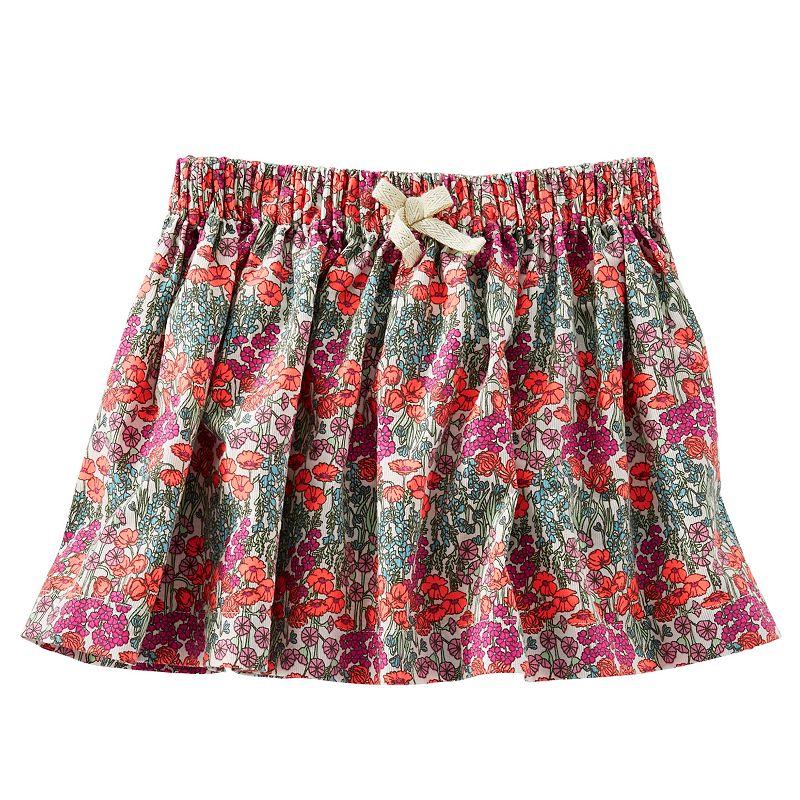Toddler Girl OshKosh B'gosh® Neon Corduroy Skirt