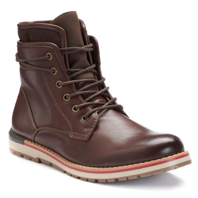 sonoma style s lace up boots