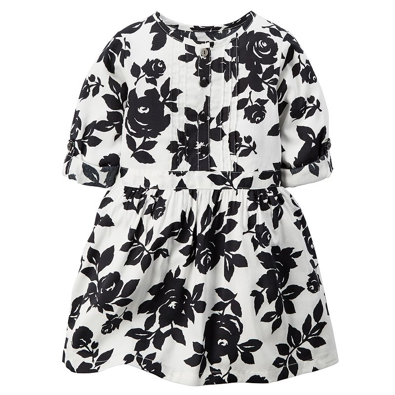 Carter's Girls 4-8 Floral Dress