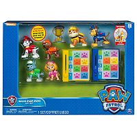 Paw Patrol 6-pk. Action Pups Set