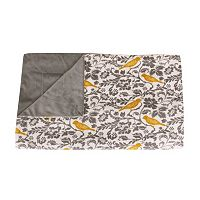 Thro by Marlo Lorenz Selma Bird Microplush Throw