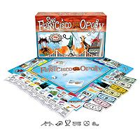 San Francisco-opoly Game by Late For The Sky