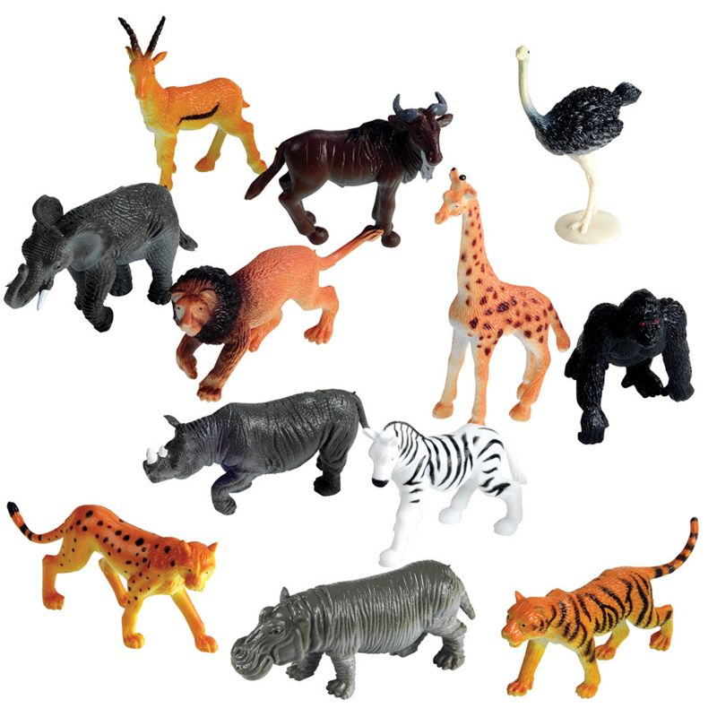 Learning Resources Jungle Animal Counters, Set Of 60 99523281