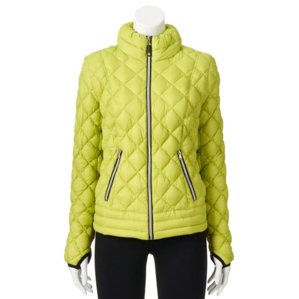 Women's Halifax Quilted Packable Down Puffer Jacket